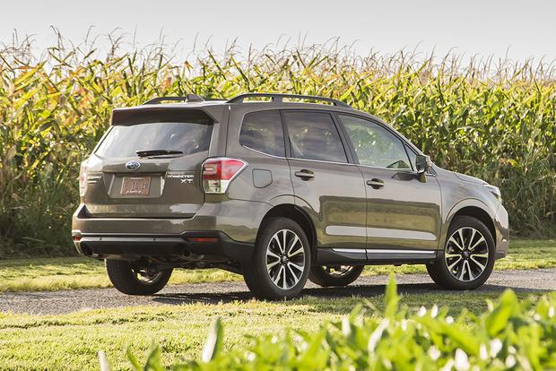 2018 Subaru Forester New Car Review - Autotrader