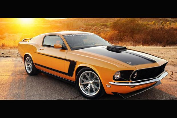 Classic Mustang Car Wallpaper You Can Get A New Ford Mustang With An Old Design Autotrader