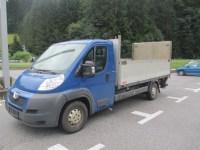 Verkauft Peugeot Boxer Pritsche 3500 L., gebraucht 2012 ...