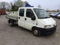 Verkauft Peugeot Boxer Pritsche Doka 2., gebraucht 2006 ...