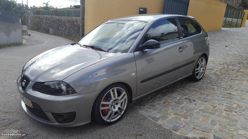 Sold Seat Ibiza 6l Cupra 160 Cv Carros Usados Para Venda