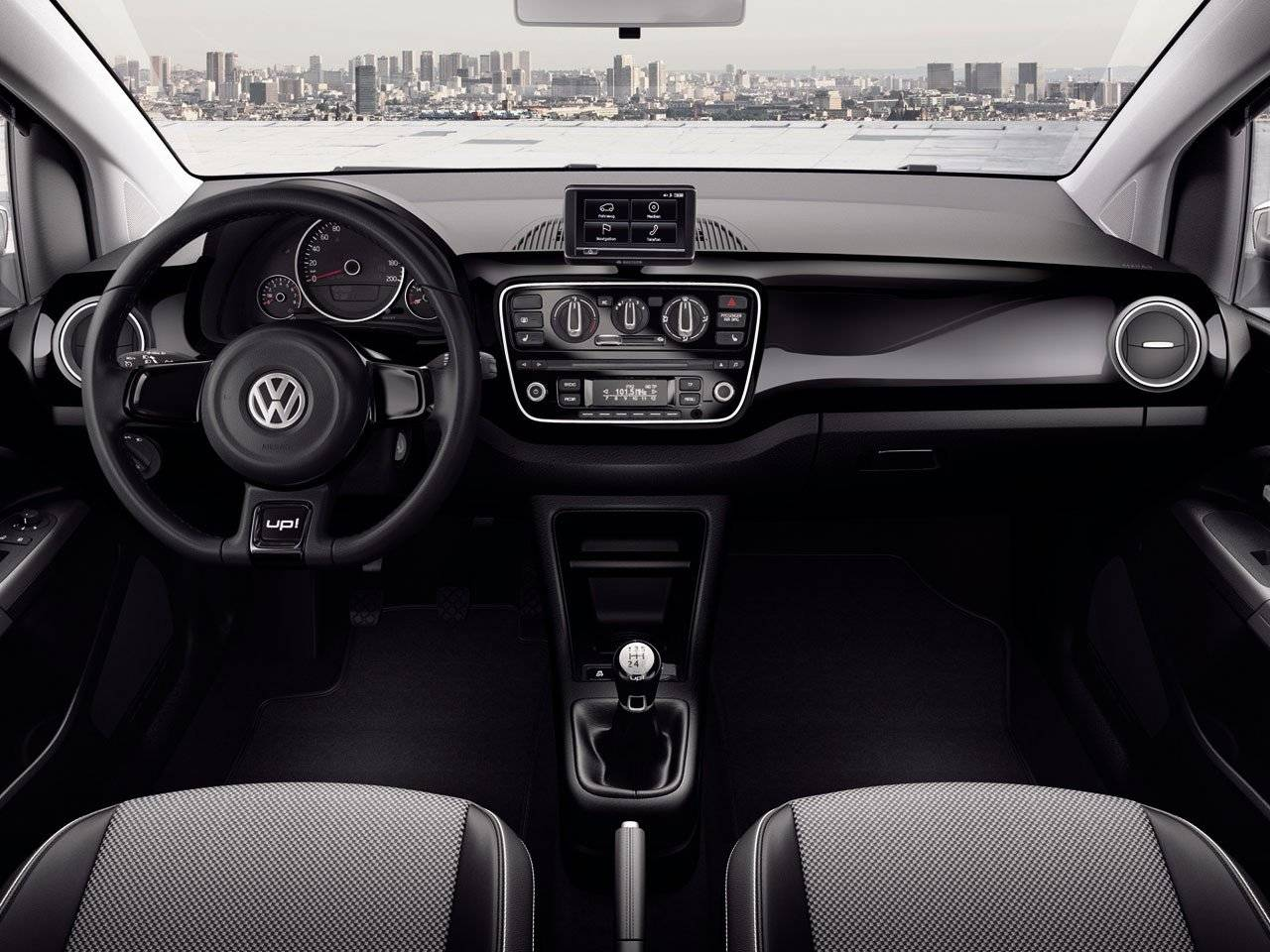 Interieur Vw Up Officieel Volkswagen Up Begin 2012 Bij De Dealer Autowereld