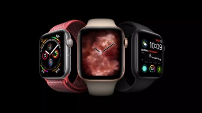 Hands-on with Apple Watch series 4 - Axios