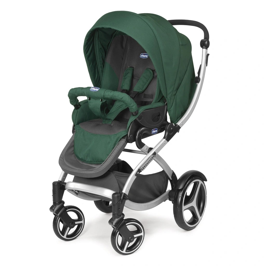 Fußsack Kinderwagen Chicco Chicco Artic Buggy Mit Liegefunktion Green