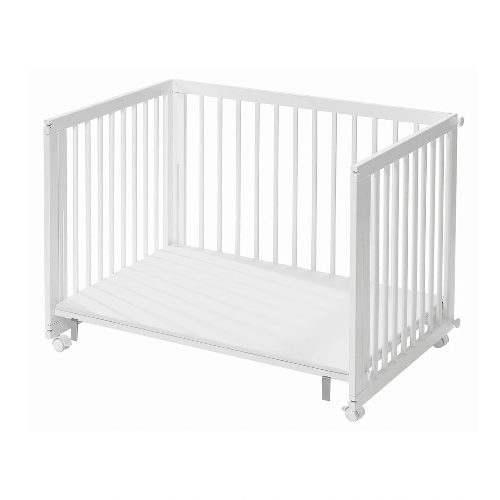 Babybett Mit Matratze Easy Baby Babybett Mit Matratze Sleep And Play 96x67 Cm