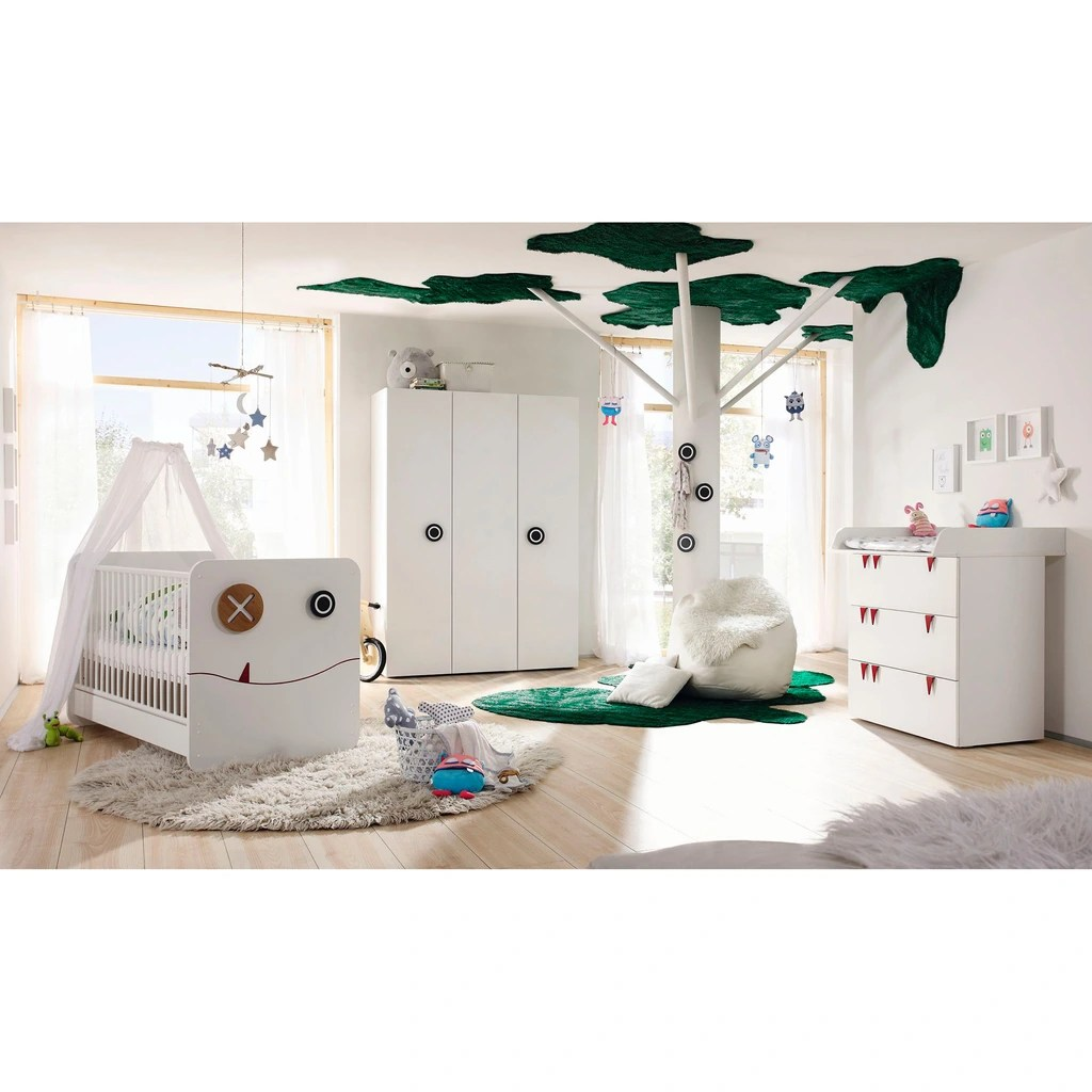 Hülsta Betten Lattenroste Now By Hülsta Now Minimo 3 Tlg Babyzimmer Minimo
