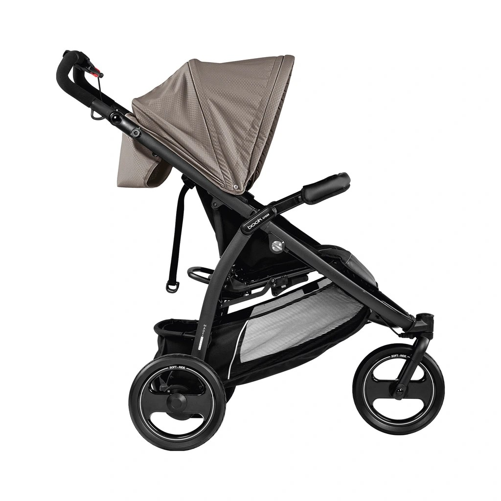 Komfort Buggy Book Von Peg Perego Peg Perego Book Cross Sportwagen Mit Handbremse Breeze Blue