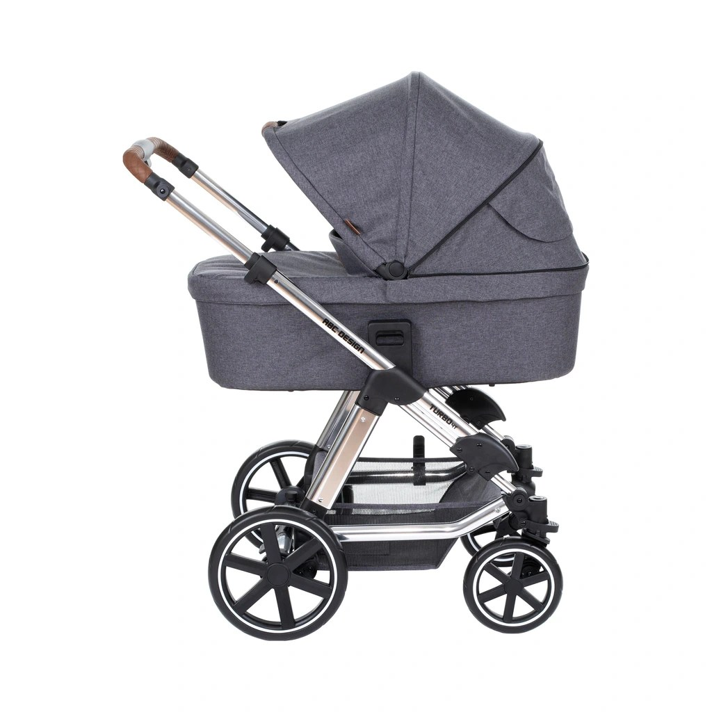 Kombi Kinderwagen 3 In 1 Abc Abc Design Turbo 4t Diamond Special Edition
