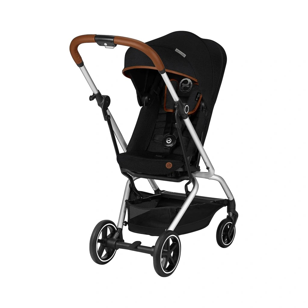 Cybex Buggy Liegeposition Cybex Gold Buggy Eezy S Twist Denim Collection Denim Blue