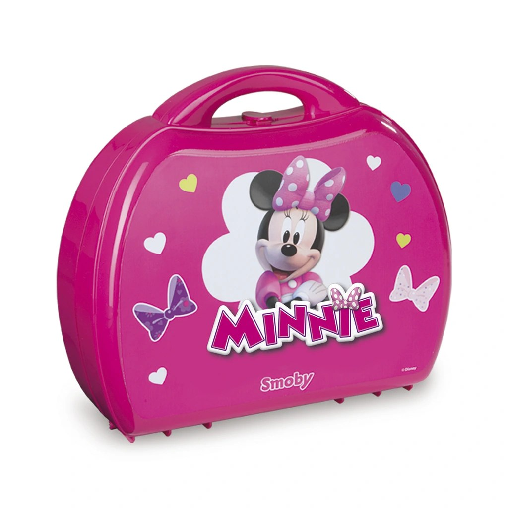 Minnie Mouse Kinderküche Smoby Minnie Mouse Kinderküche Im Koffer