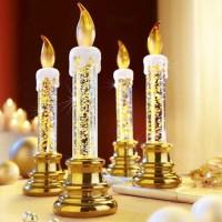 "TRI LED-Kerze ""Glitter"" online kaufen | Die moderne Hausfrau"