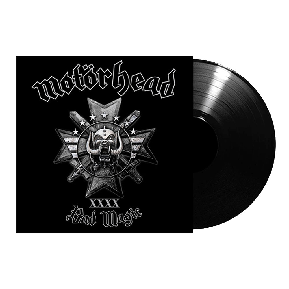 Vinylboden Bad Motorhead Bad Magic
