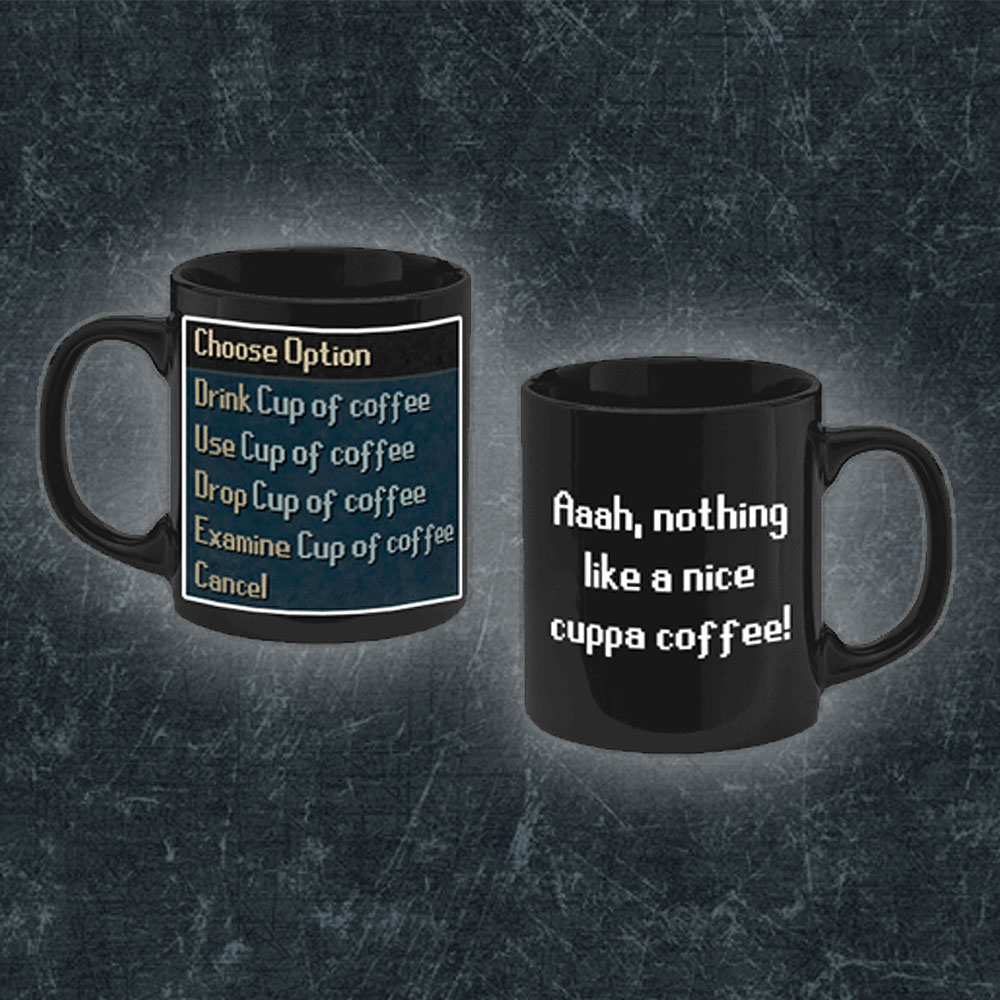 Where To Buy Nice Coffee Mugs Runescape Runescape Tea Mug Runescape Mug