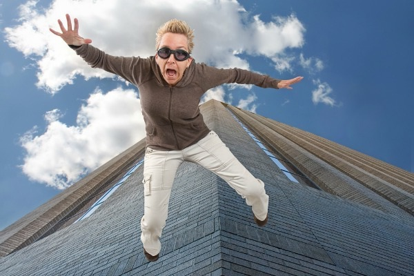 Dream About Wallpaper Falling Off Jumping Off A Building Bizarre Laws In New York