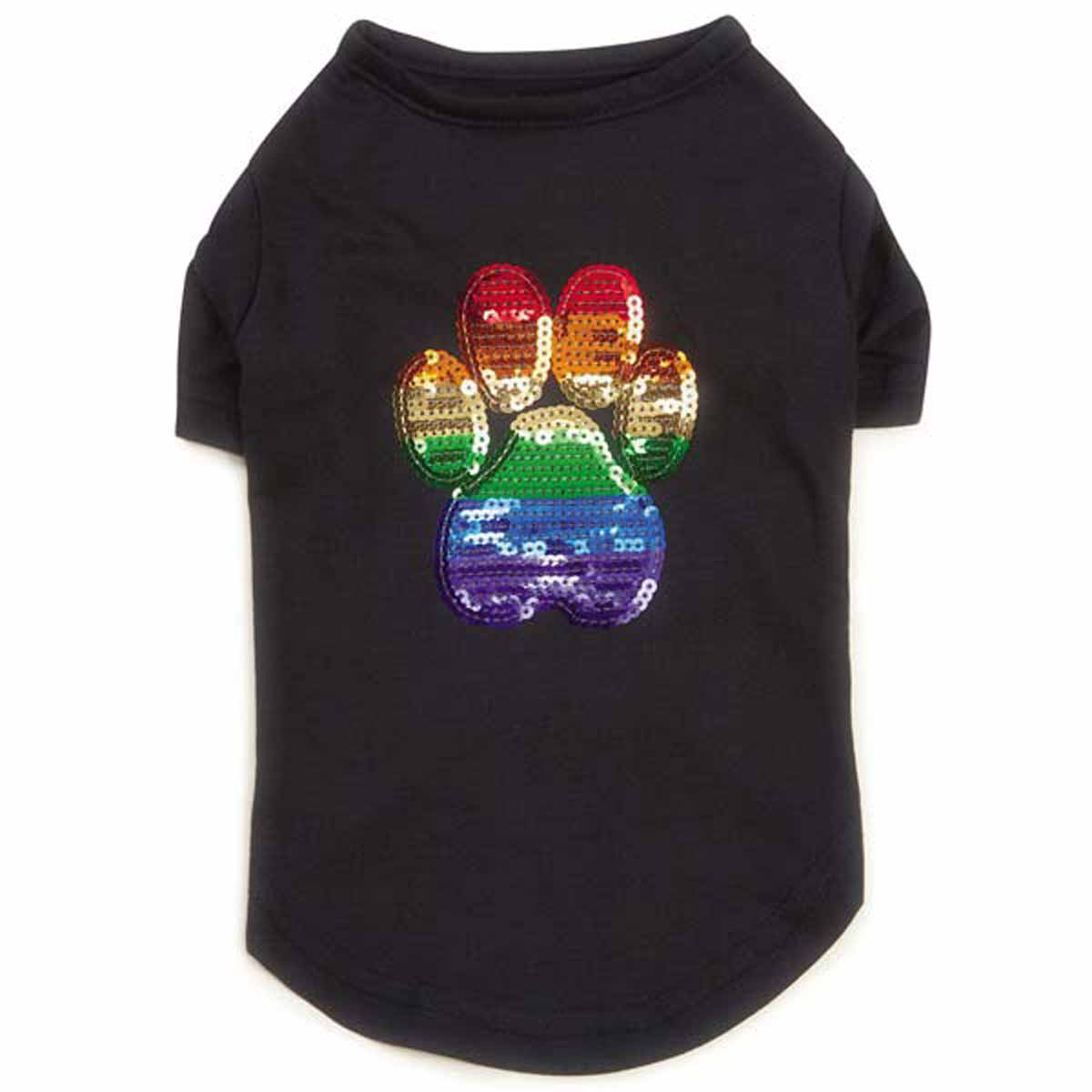 Groovy Puppy Pride Sequin Dog Upf Puppy Pride Sequin Dog Upf Baxterboo Dog T Shirts Humans Amazon Dog T Shirts Ebay bark post Dog T Shirts