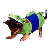 Crocodile Dog Costume with Same Day Shipping | BaxterBoo