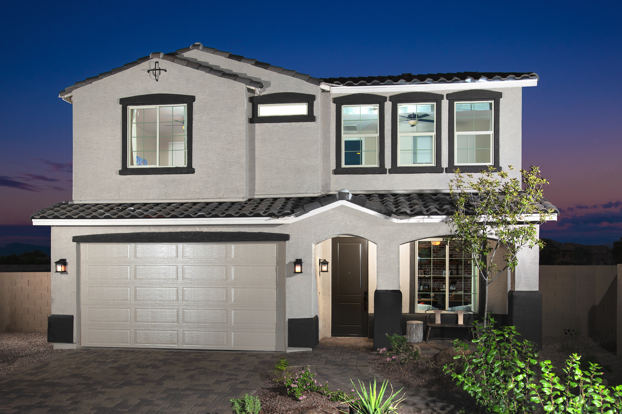 Garage Door Repair Queen Creek Az Morning Sun Farms Beazer Homes
