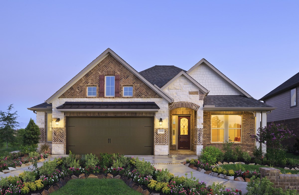 Katy Home Young Ranch Beazer Homes