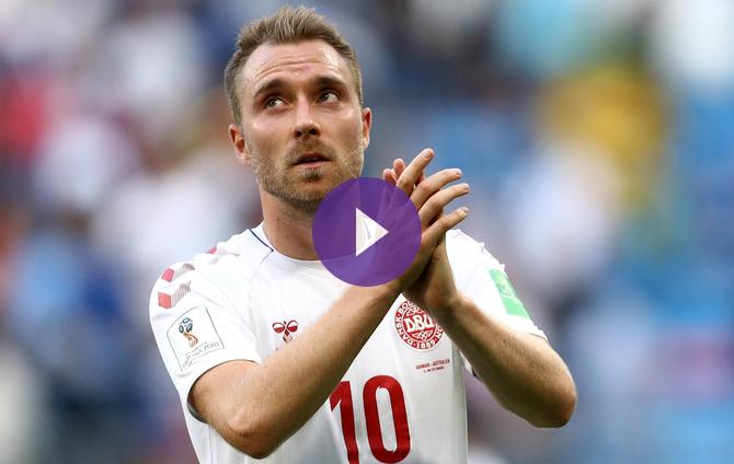 Tottenham Players Are Feeling 39fit And Fresh39 Eriksen
