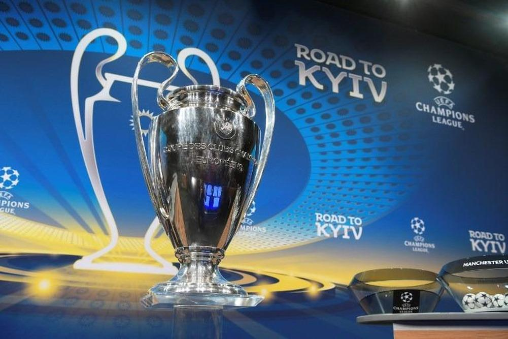 Champions League Draw Live Updates How To Watch Who Can