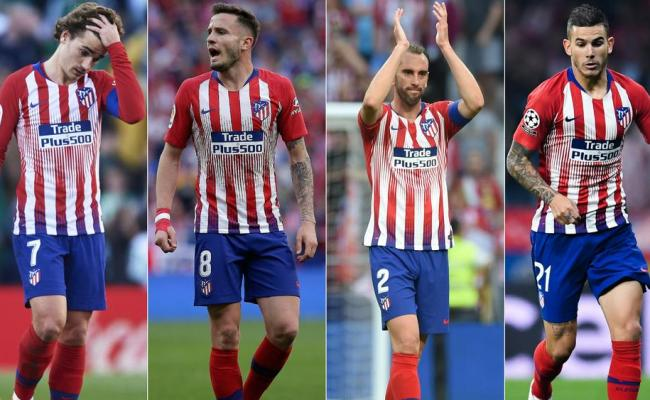 Scary Summer Ahead For Atletico Madrid