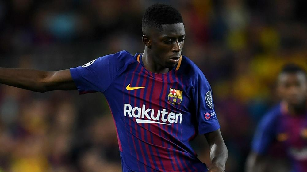 College Football Wallpapers Hd Barcelona Star Ousmane Dembele Off Injured Early In Full