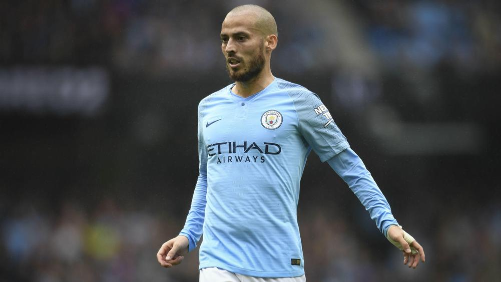 David Silva Expects To Leave Manchester City In 2020