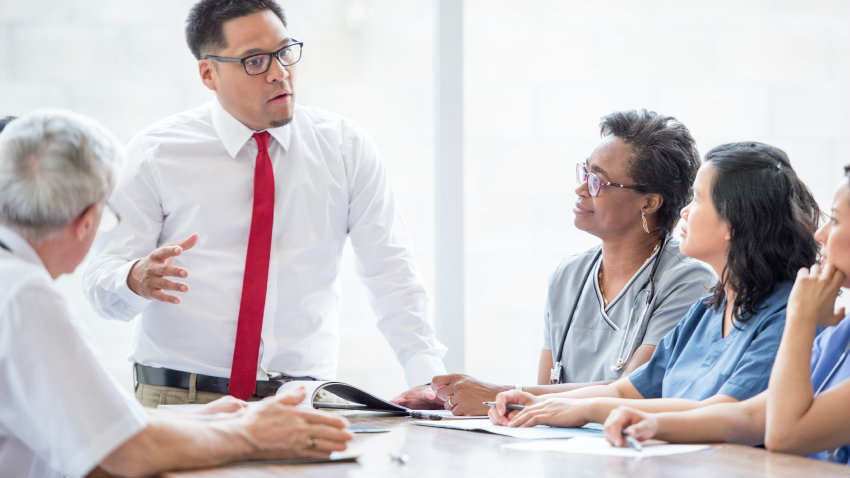 Fewer doctors meeting with pharmaceutical sales reps BenefitsPRO