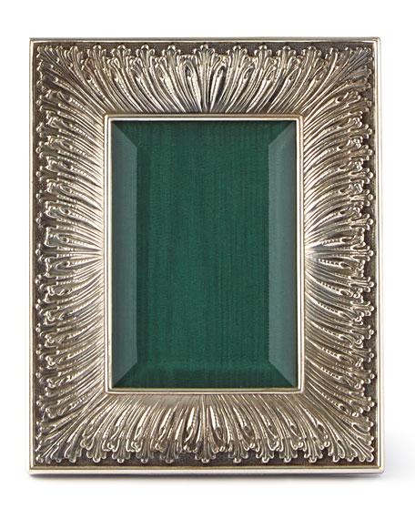 Baccarat Home Decor  Sun Mirrors  Photo Frames at Bergdorf Goodman - green photo frame