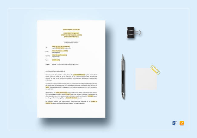 14+ Best Audit Templates Best Templates