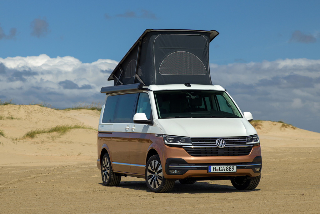 Volkswagen California 2020 Facelift T6 1 Sixth - T 6 California Küche