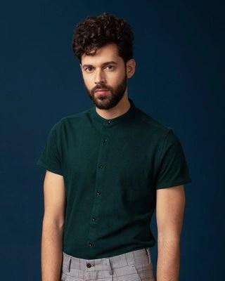Green Men\u0027s Top Wear - Buy Green Online - Bewakoof