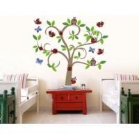 Wall Decals - Wall decal- Lady Bug Tree!!! Vinyl Wall art ...