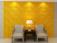 Other Home Decor - Paintable 3D Wall Panel Tiles ...