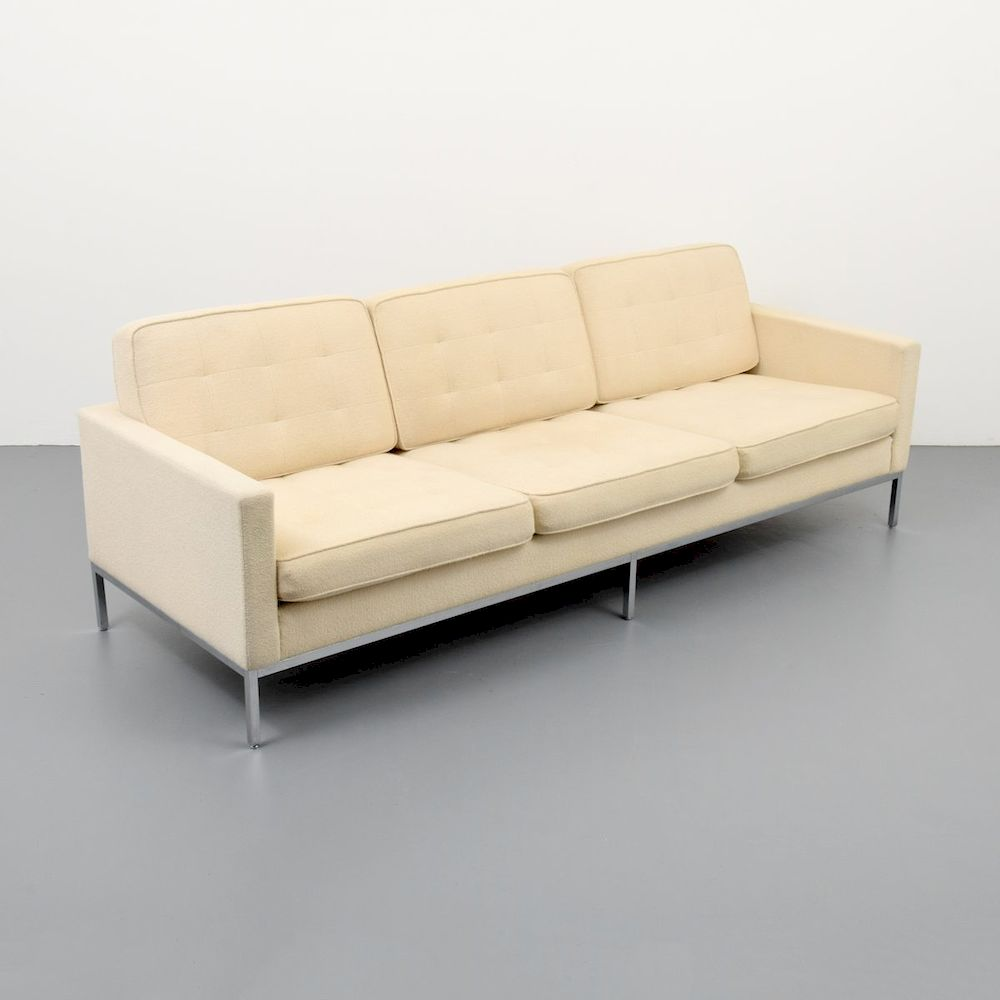 Knoll Sofa Florence Knoll Sofa By Palm Beach Modern Auctions 1078487