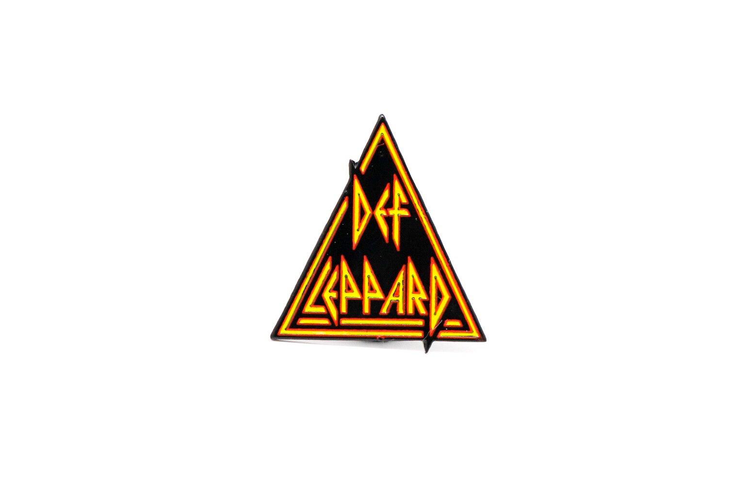 New 3d Wallpaper For Pc Def Leppard Triangle Logo 12701 Tweb