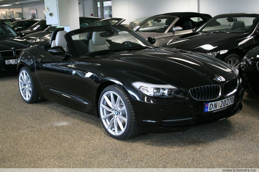 Cop Car Wallpaper My 2009 Sdrive 23i Z4 Black With Design Pure White Update