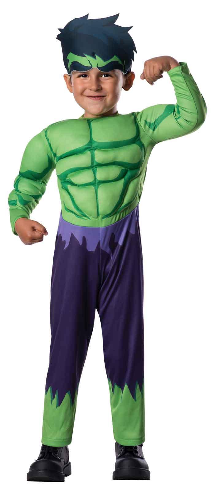 Avengers Assemble Hulk Toddler Boy Costume. SaveEnlarge  sc 1 st  Meningrey & Hulk Costume Boys - Meningrey