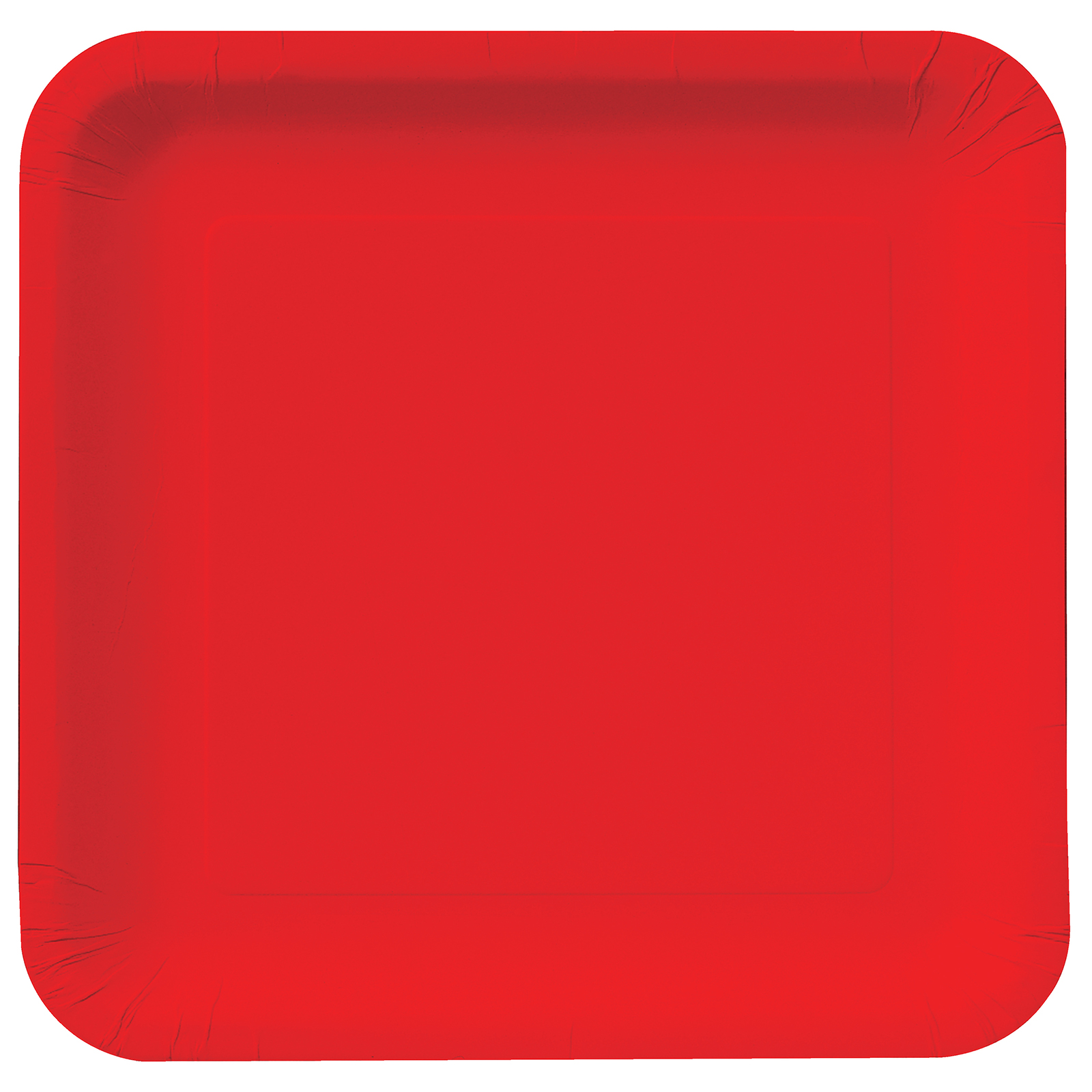 Classic Red Square Dinner Plates Birthdayexpresscom. SaveEnlarge  sc 1 st  Castrophotos & Square Red Plates - Castrophotos
