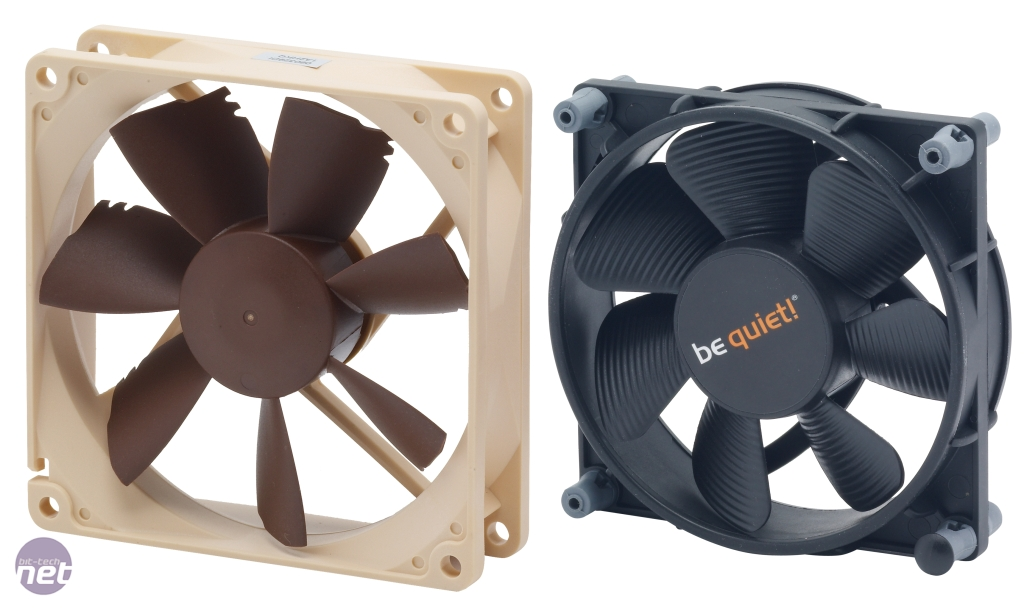 Ventilator Lautlos What's The Best 80mm And 92mm Fan? | Bit-tech.net