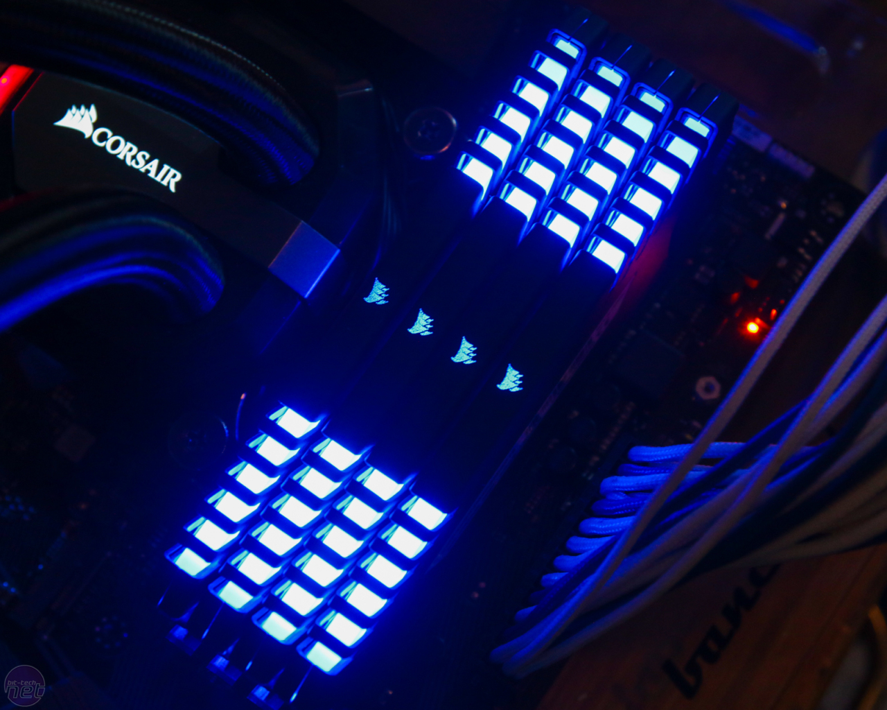 Corsair Rgb Corsair Vengeance Rgb Memory Preview Bit Tech