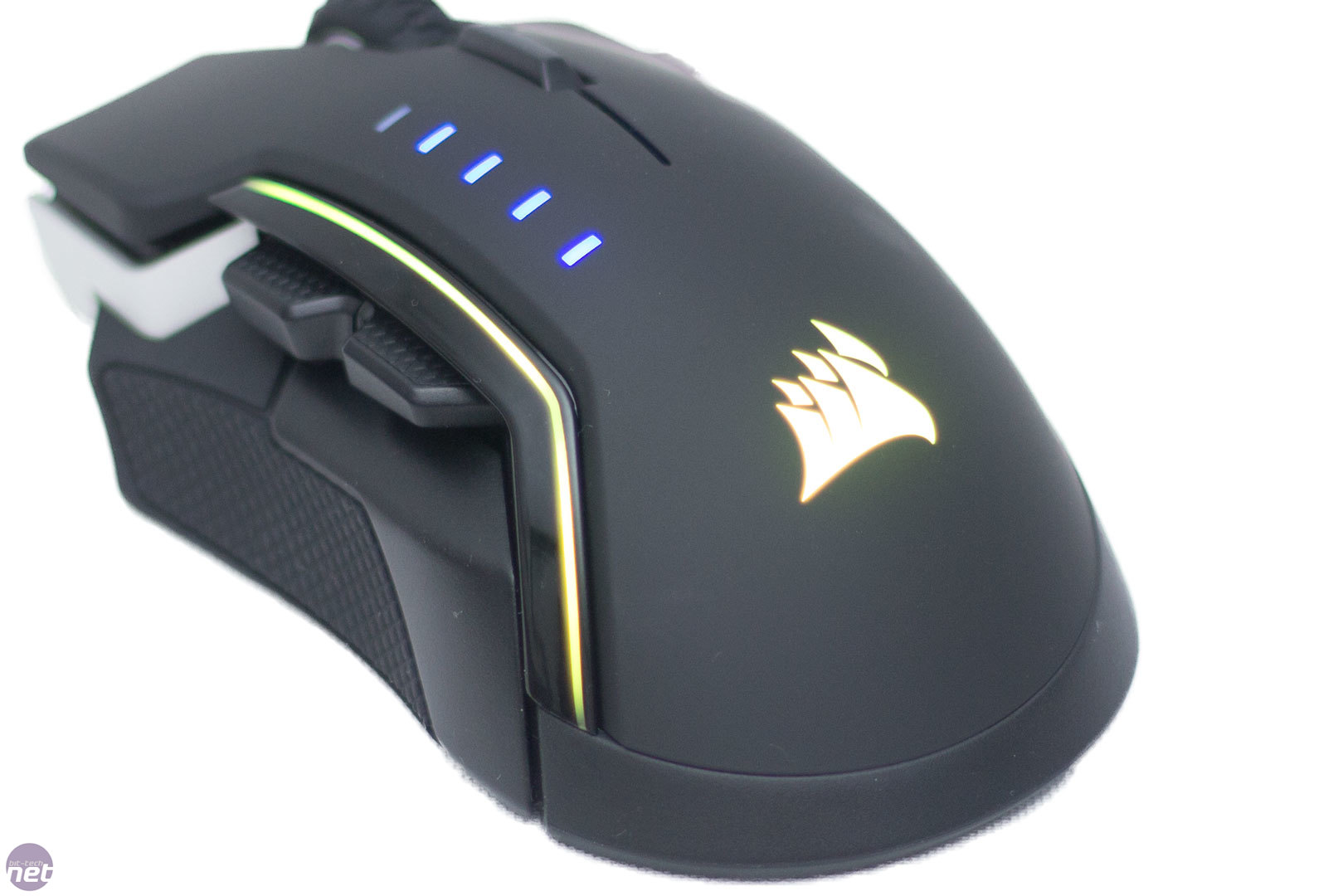 Corsair Rgb Corsair Glaive Rgb Review Bit Tech