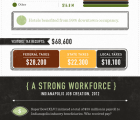 Super Bowl: The Game's Effect on the Host City's Economy [Infographic]
