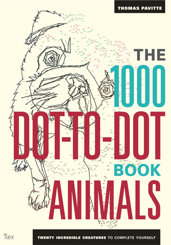 The 1000 Dot-To-Dot Book Animals Free Pattern Download - WHSmith Blog