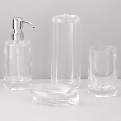 Bath Bazar Bath Bazaar Clear Bath Accessories Bloomingdale 39s