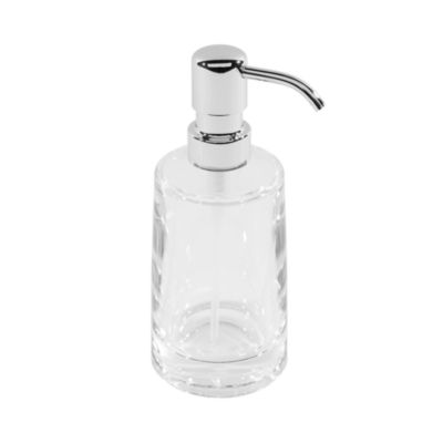 Bath Bazar Bath Bazaar Clear Heavy Bottom Soap Dispenser Bloomingdale 39s