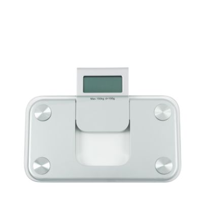 Bath Bazar Bath Bazaar Ultra Portable Body Scale Bloomingdale 39s