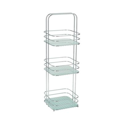 Bath Bazar Bath Bazaar Glass Shelves Caddy Bloomingdale 39s