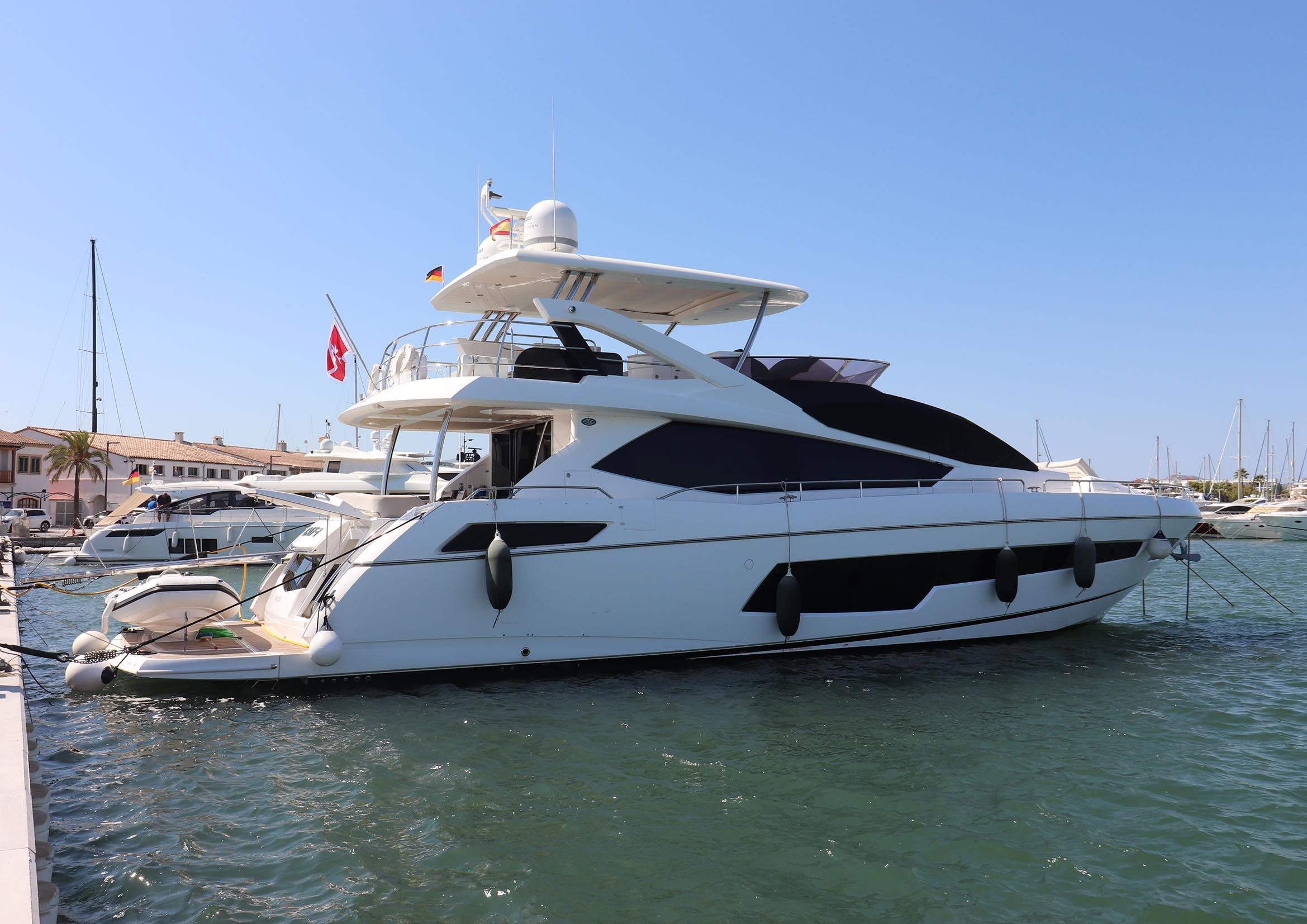 2016 Sunseeker 75 Yacht Mallorca Spain Boats Com