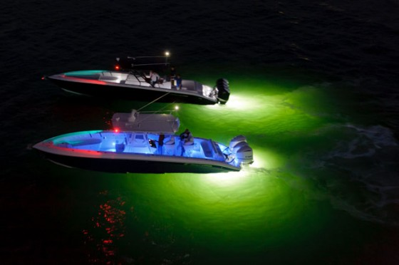 Marine Vessel Lighting Using Led Lighting On Your Boat - Boats.com